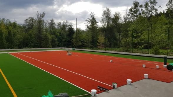 Hattrick Sport a realizat peste 350 de terenuri cu gazon artificial sintetic
