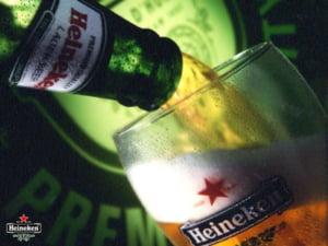 Heineken Romania, crestere de 7% a cifrei de afaceri