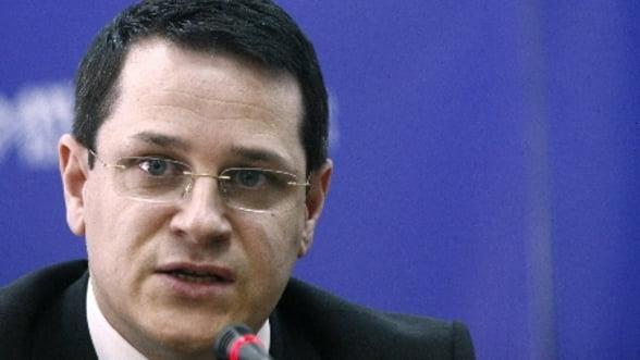 Hellvig: Nu cred ca putem discuta despre suspendarea Programului Operational Regional
