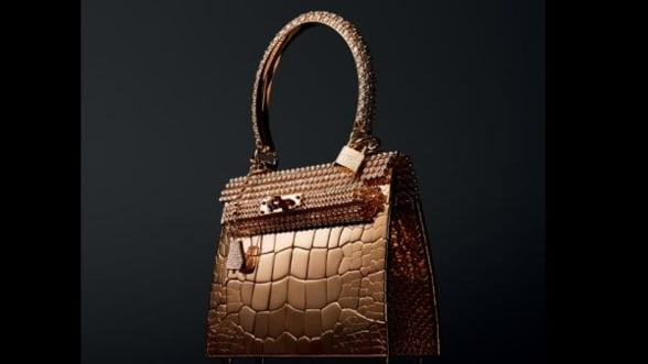 Hermes a lansat geanta de 1,9 mil dolari