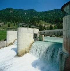 Hidroelectrica construieste doua hidrocentrale
