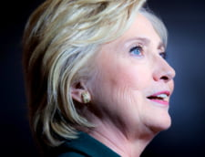 Hillary Clinton, avans important in fata lui Trump in cursa pentru Casa Alba - sondaj Reuters