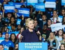 Hillary Clinton era convinsa ca va castiga alegerile. Cumparase o casa pentru Secret Service