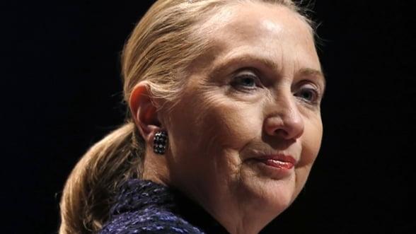Hillary Clinton nu exclude candidatura la presedintie in 2016