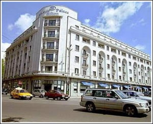 Hilton vrea sa construiasca un hotel la Timisoara