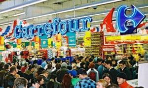 Hipermarketurile din Capitala vor avea program prelungit in perioada sarbatorilor de iarna