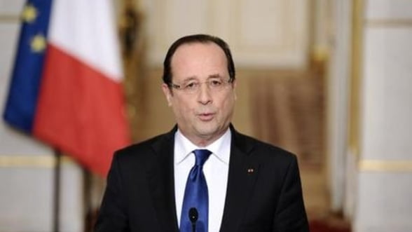 """Hollande: politica economica japoneza, """"o veste buna pentru Europa"""""""