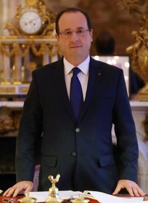 Hollande avertizeaza: Daca UE nu intervine in Siria, riscam un razboi total