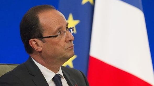 Hollande este convins ca uniunea bancara va fi functionala in 2014