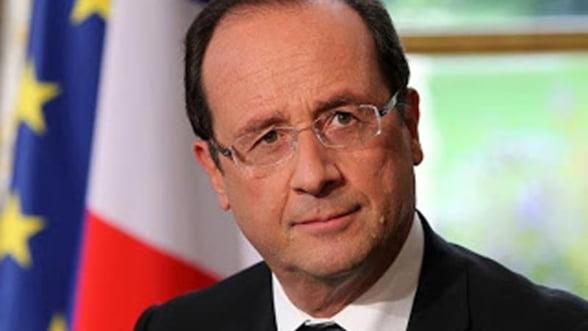 Hollande promite reducerea taxelor pe munca platite de companii cu 30 miliarde de euro