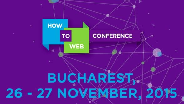 How to Web Conference 2015: oportunitati si produse inovatoare