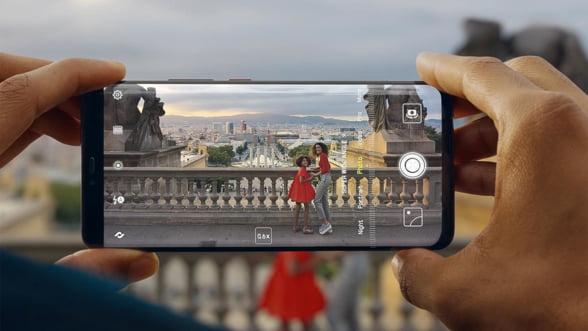 Huawei a lansat cel mai puternic smartphone din lume