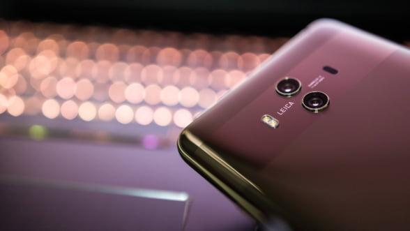 Huawei depaseste Apple si devine al doilea producator mondial de telefoane mobile inteligente
