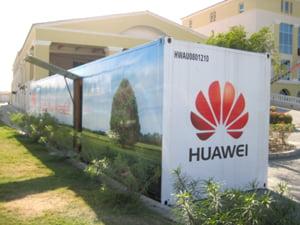 Huawei deschide in Romania un centru de suport global: 80% din angajati vor fi romani