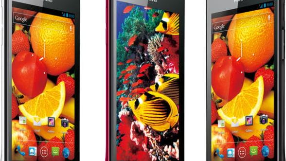 Huawei va porni in 2 ani invazia pe piata smartphone-urilor