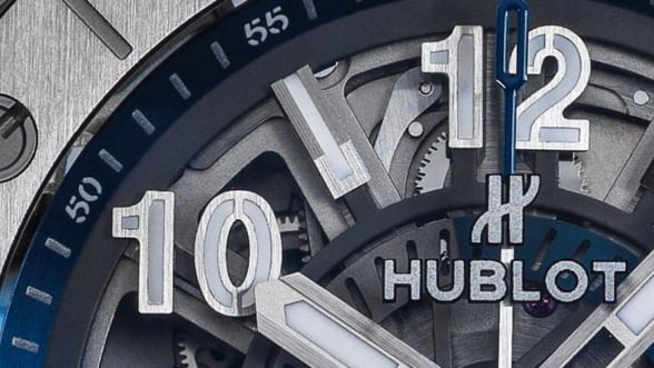 Hublot reinventeaza meseria de orologier cu Big Bang Unico GMT