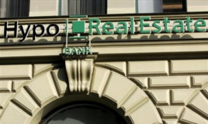 Hypo Real Estate va primi ajutor de la banci si Guvern