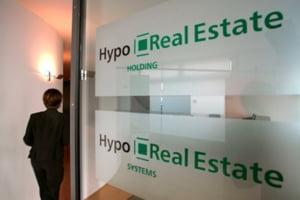 Hypo Real Estate vrea 15 miliarde euro de la banca centrala a Germaniei