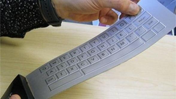 IFA 2013: Ce functii speciale are cea mai subtire tastatura wireless din lume
