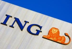 ING: Cursul risca sa ajunga la 4,5 lei/euro