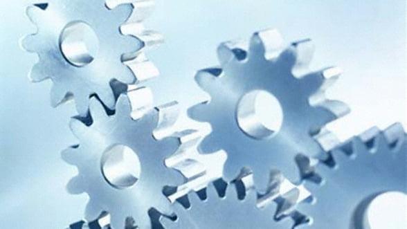 INS: Cifra de afaceri in industrie a crescut cu 5,4% in prima jumatate a acestui an