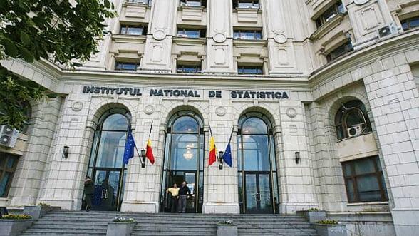 INS: Comenzile noi din industrie au crescut cu 8,6%