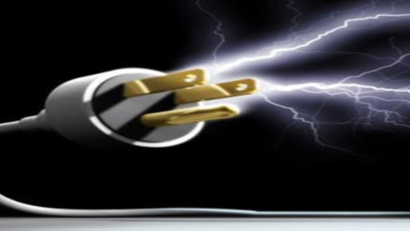 INS: Consumul de electricitate a scazut cu 4,5% la trei luni