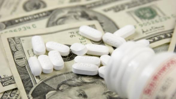 INS: Industria farmaceutica, cel mai inovator sector din Romania