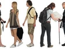 INS: Sosirile de turisti au crescut anul trecut cu 16%
