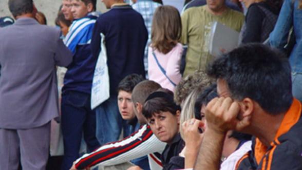 INS: Tinerii ingroasa randurile somerilor