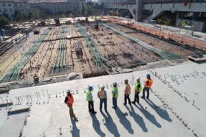 INS: Volumul lucrarilor de constructii a crescut cu 17,3%, in primele opt luni, fata de aceeasi perioada din 2019