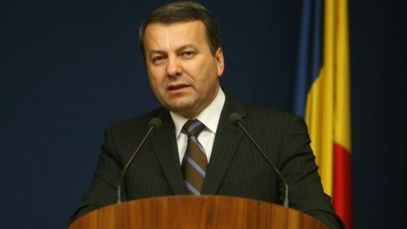 Ialomitianu: Consolidarea fiscala a salvat Romania de la incapacitate de plata