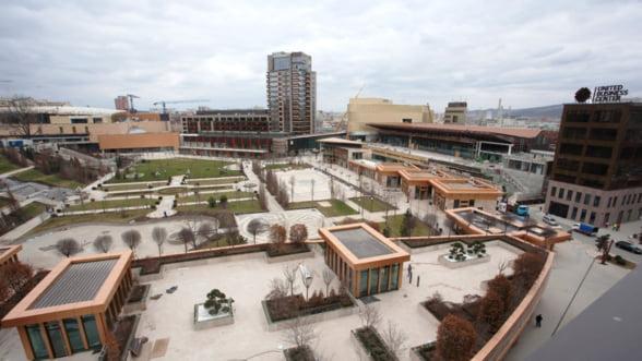 Iasiul devine polul investitiilor: Centrul comercial Palas isi deschide portile