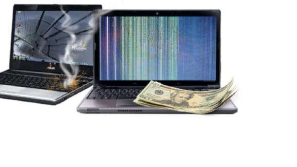 Idee de afaceri cu laptopuri, telefoane, televizoare si calculatoare defecte - Amanet electronice