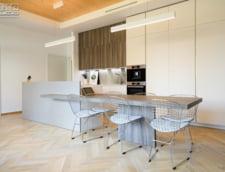 Idei de bucatarii moderne de la KUXA studio