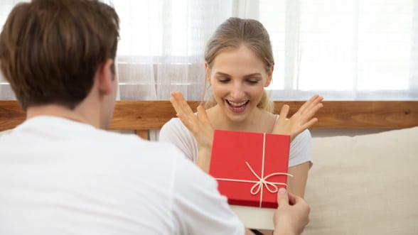 Idei de cadouri reusite pentru sotie