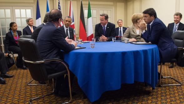 Iese din UE, dar pluseaza in NATO: Marea Britanie intareste cu trupe estul Europei