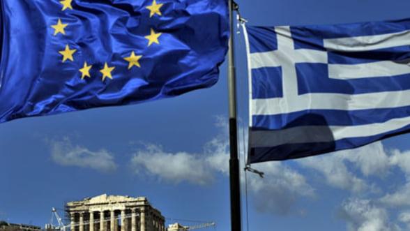 Iesirea Greciei ar provoca in zona euro pierderi de sute de mld. de euro
