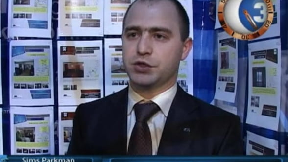 Igor Postovanu, broker imobiliar Sims Parkman