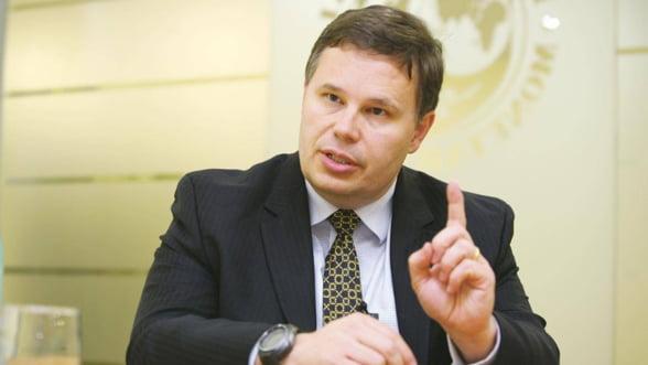 Ilie Serbanescu: Fuga de raspundere a d-lui Franks