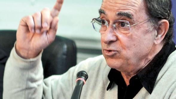 Ilie Serbanescu despre acordul cu FMI: Un cerc vicios, din care nu mai putem iesi