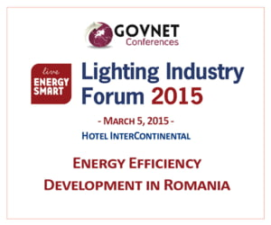 Iluminatul modern - solutia pentru cresterea eficientei energetice
