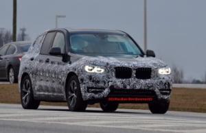 Imagini spion cu noul BMW X3 - ce modificari va suferi modelul preferat de multi romani (Foto)