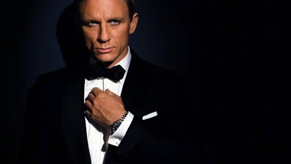 Imbraca-te ca Bond. James Bond