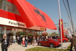 Importatorul Ferrari in Romania estimeaza cresterea afacerilor cu 23%