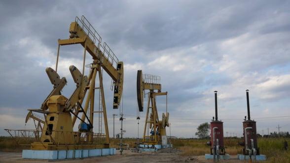 Importurile de petrol au crescut cu aproape 80% in acest an