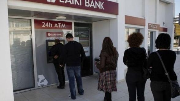 Impozitarea depozitelor bancare a fost o exceptie, asigura guvernele din zona euro