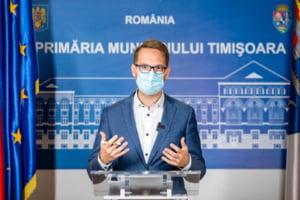Impozite pe cladiri, usor majorate, de anul viitor, propuse de Dominic Fritz, primarul orasului Timisoara