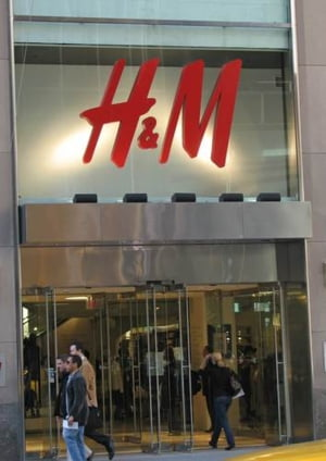 In 15 sept. se deschid magazinele H&M din Iulius Mall Cluj si Timisoara