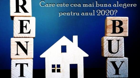 In 2020 va fi mai avantajos credit prima casa sau cazare regim hotelier?